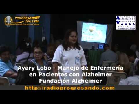 Jornada Gratuita de Despistaje de Alzheimer Táriba 19-04-15
