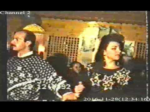 farid assyrian party  25 11 1992 amman    jordan