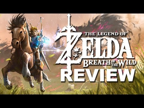Legend of Zelda: Breath of the Wild Review (No Story Spoilers)