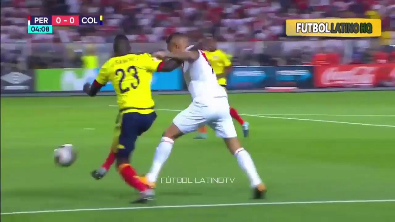Peru vs Colombia Resultado 1 - 1 Resumen Martes 10 de ...
