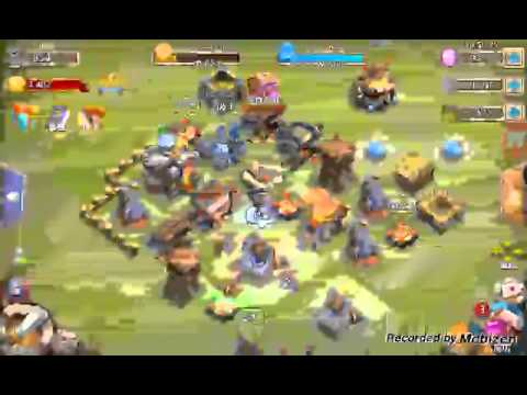 Castle Clash-New Chinese Tencent Version
