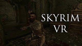 Skyrim VR - Forceful Removal of Human Essentials (DM Oldrim Mod)