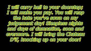 "Monte Cristo (Thomas Borchert) - ""Hell To Your Doorstep"" (Unof…"