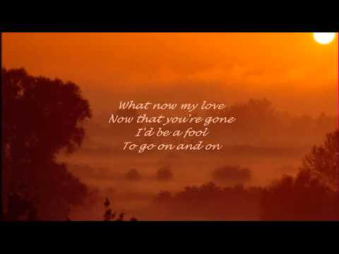 AL MARTINO - WHAT NOW MY LOVE