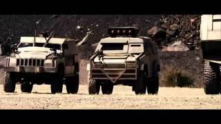 Death Race 3 - Inferno - Official Trailer [2012]