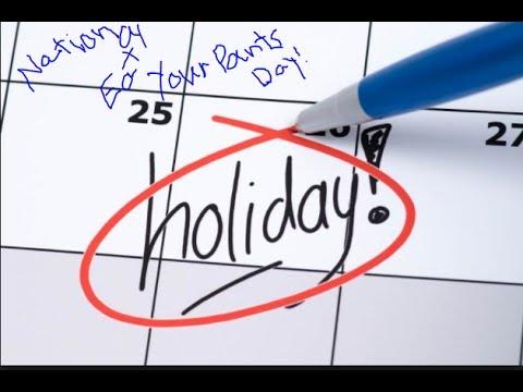 Top 5 Strangest US National Holidays