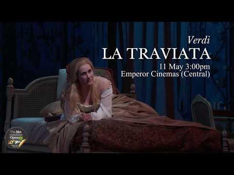 茶花女 歌劇 The Met 2019 (La Traviata The Met 2019)電影預告