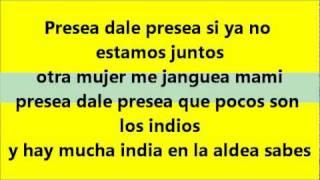 Lo que paso, paso con letra - Daddy Yankee