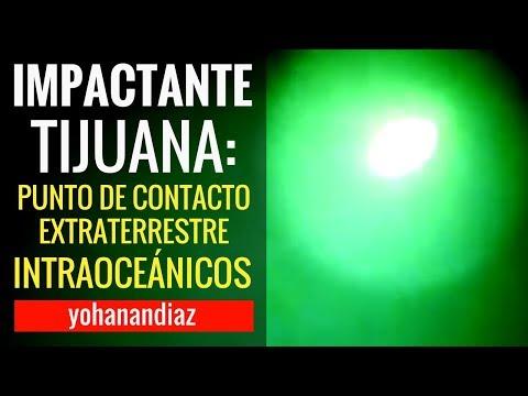 GRAN OLEADA OVNI I Tijuana, Playas de Rosarito, Ensenada y Mexicali I Seres INTRAOCEÁNICOS.