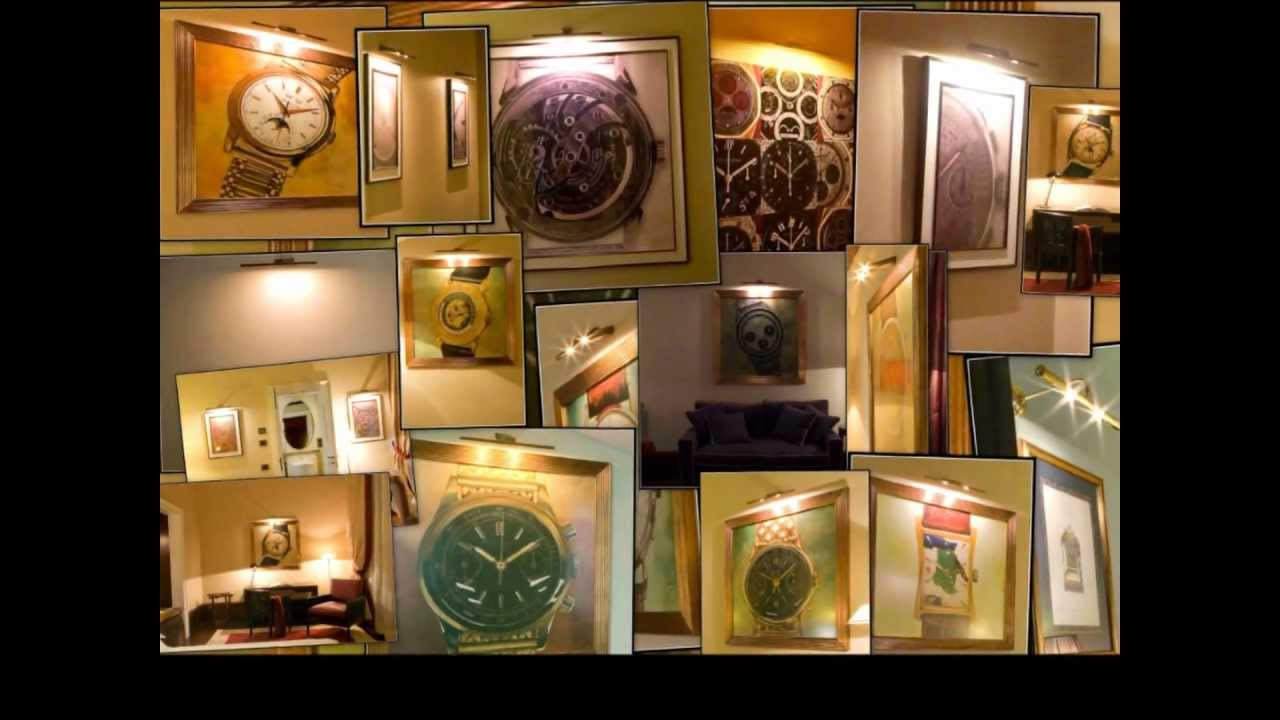o m a illuminazione hotel l 39 orologio firenze youtube. Black Bedroom Furniture Sets. Home Design Ideas