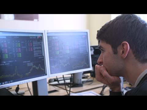 A Unique Trading Experience - The MSc in Energy Management at ESCP Europe