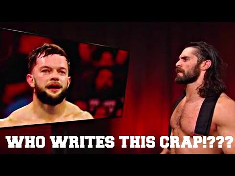 WWE RAW 2/26/2018 REVIEW :: The Most UNCREATIVE EPISODE To Date :: Brock Lesnar No Shows!?