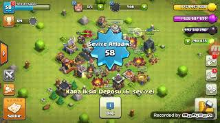 Hileli clash of clans -clash of lights