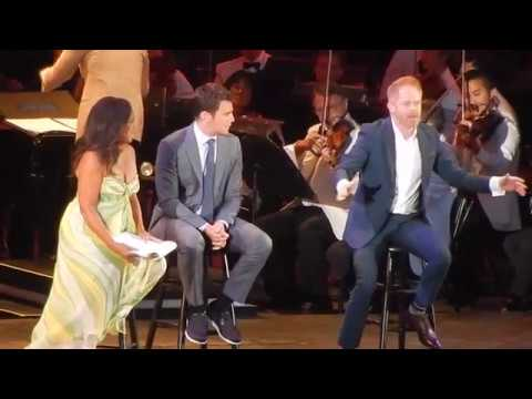 Vanessa Williams, Jonathan Groff, Jesse Tyler Ferguson - Franklin Shepard Inc.