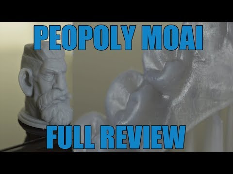 My full review of the Peopoly Moai SLA 3D Printer! : 3Dprinting