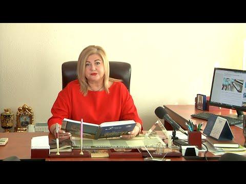 Marganets Media Centr: Інформація голови міста Олени Жадько про ситуацію щодо захворюваності на COVID-19 у Марганці