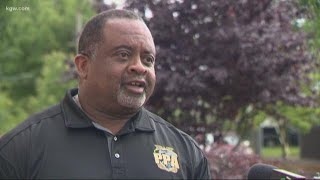 Portland Police union president sounds off on mayor's decision to defund police