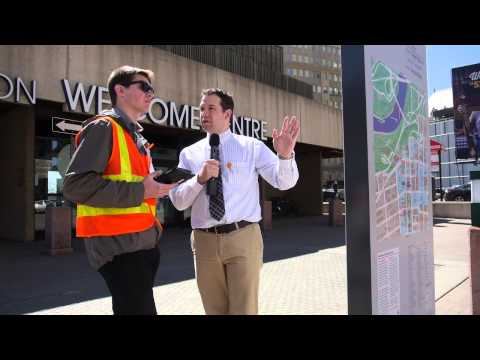 Wayfinding Downtown Pilot