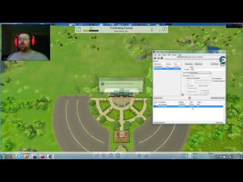 [PC] How To Mod The Money In RollerCoaster Tycoon World With Cheat Engine  6 5