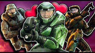Halo: The Most Influential Trilogy Of All Time - Valentines Day Special! - RennsReviews