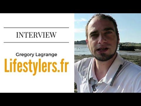 Interview pour l'Agence 404 de Grégory Lagrange, de LifeStylers.fr