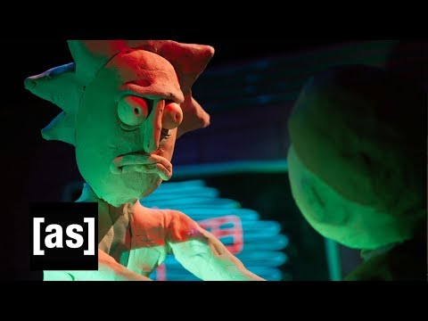 Rick and Morty The Non-Canonical Adventures: Blade Runner   Adult Swim