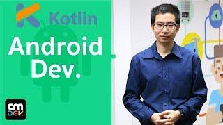 Kotlin Programming : รัน Kotlin file บน Android Studio
