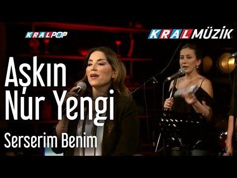 Aşkın Nur Yengi - Serserim Benim (Kral Pop Akustik)