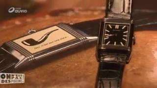 Investir dans les montres de luxe - RTBF - 23/05/2016