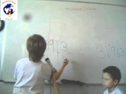 French Junior School pt 3 - Divisions - International School of Tucson