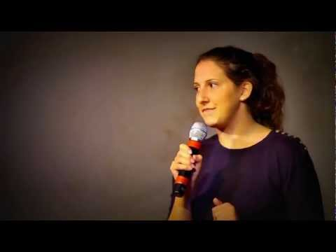 Sara Armour - Storytelling at TOWN - YouTube