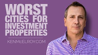 The Worst Cities to Own Investment Property