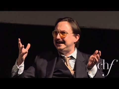 John Hodgman and Peter Sagal