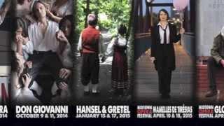"""Evening Prayer from """"Hansel and Gretel,"""" Humperdinck"""