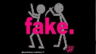 Just Brittany - Fake   Rihanna - Cake REMIX