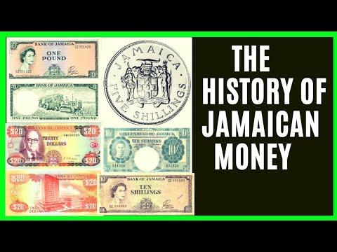 JAMAICAN MONEY: IT'S ORIGIN AND HISTORY