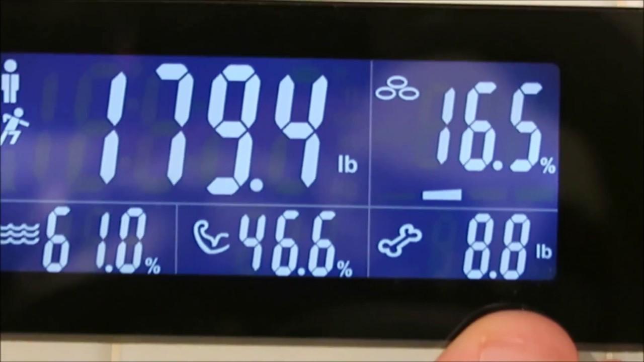 脂肪率 あてにならない 体重計