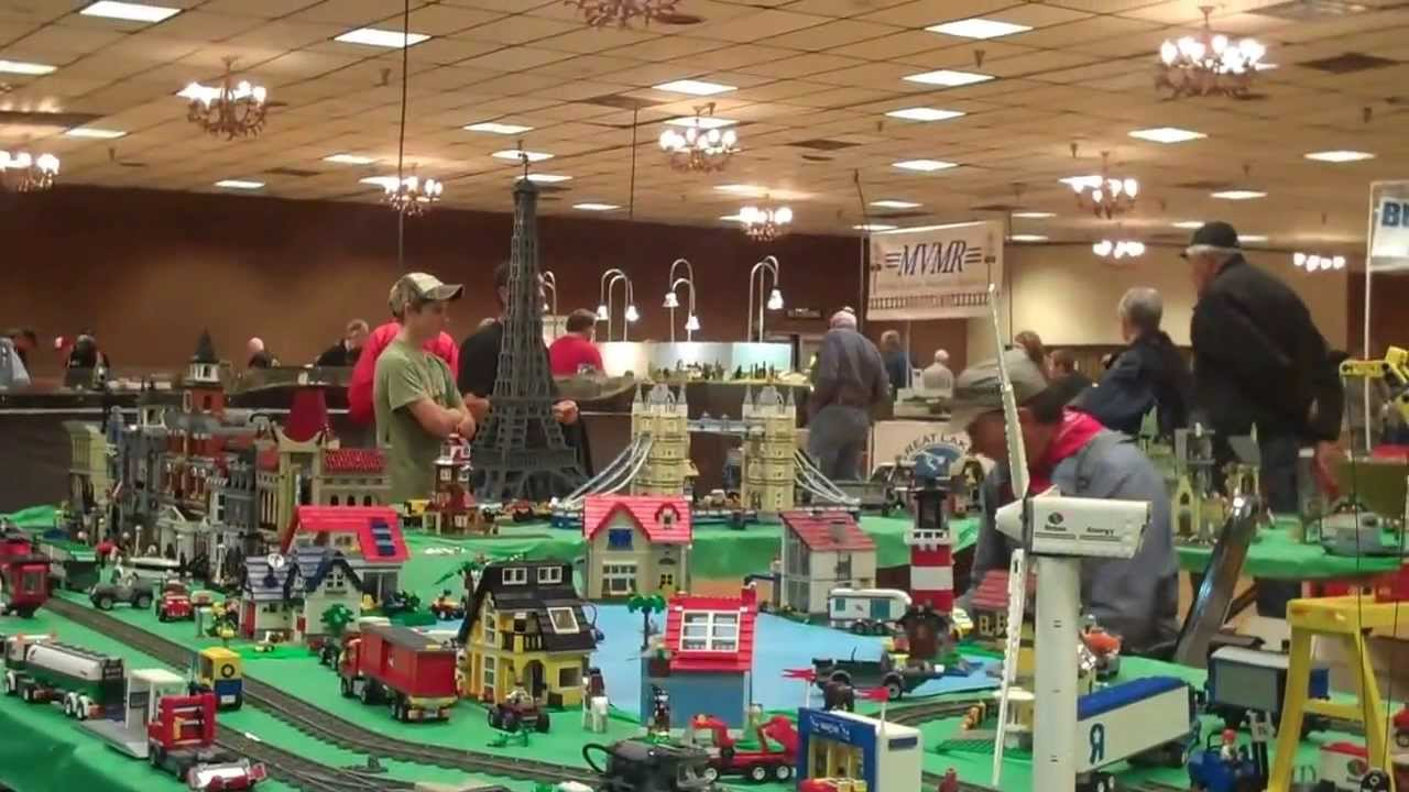 Image result for dayton train show