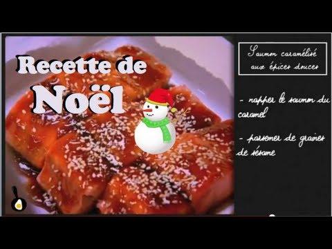 recette-de-noël:-saumon-caramélisé-aux-épices