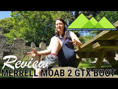 Women's Merrell Moab 2 GTX Boot Review SWCP