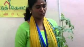 Home Vegetable Gardening %28 In Tamil %29