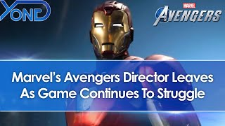 Marvel's Avengers Director Leaves Crystal Dynamics As Game Continues To Struggle