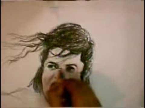 My Michael Jackson Portrait
