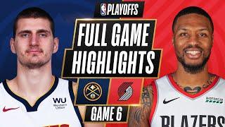 Game Recap: Nuggets 126, Trail Blazers 115