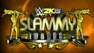 WWE 2K15 Universe Mode - Slammy Award Nominees
