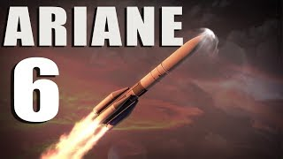 Ariane 6 : La réponse Européenne - LDDE