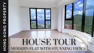 🇭🇰 HOUSE TOUR | MODERN RENOVATED HOME WITH GORGOUS VIEWS | Hong Kong
