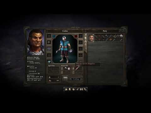 Pillars of Eternity: Hero Edition --- Game has started Part 4 by #Paradox & #Obsidian |