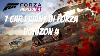 7 Cars I Would Like to See in Forza Horizon 4 (3)