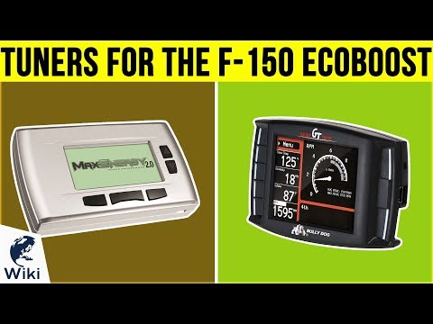 Top 8 Tuners For The F-150 Ecoboost of 2019 | Video Review